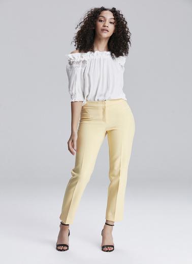 Love My Body Pantolon Sarı